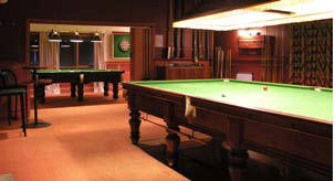 MECC Snooker